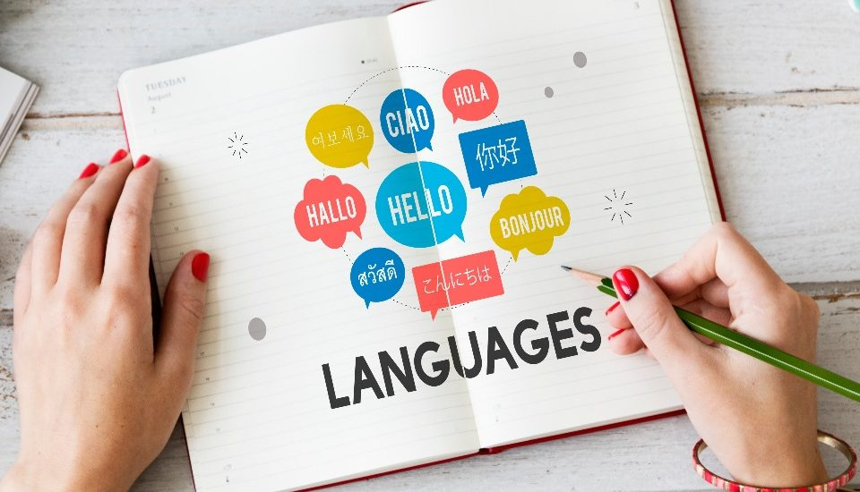 business languages translate to any language
